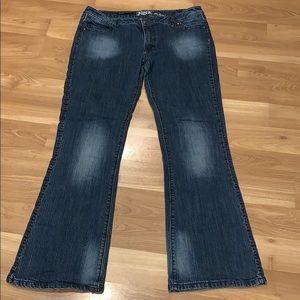 4fe517bce90c1 Women s Rock 47 Jeans By Wrangler on Poshmark